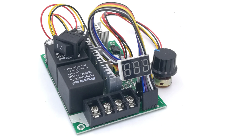 Aliexpress 60 motor controller