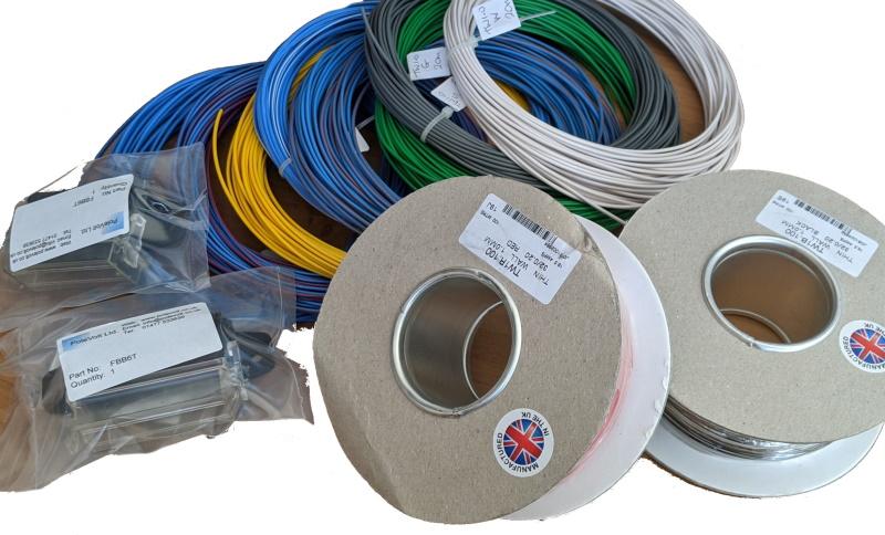 Wiring supplies form PoleVolt