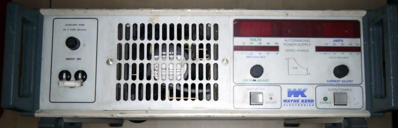 Wayne Kerr AP6050 Bench Power Supply
