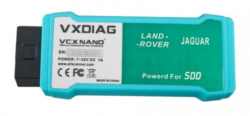 Land Rover VXDiag - VCX Nano