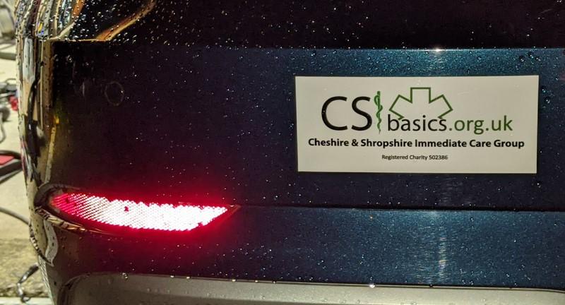 CSIBasics - Providing Immediate Care to Cheshire and Shropshire