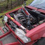 Mi16 engine removal