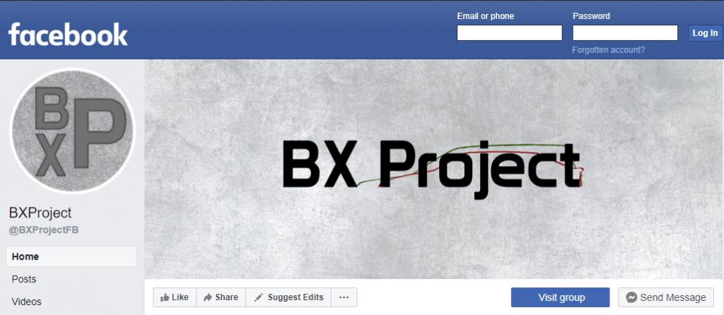 BXProjectFB