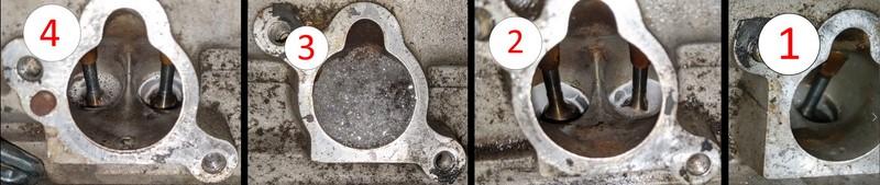 It's pretty clear that cylinder 3 has a big leak.