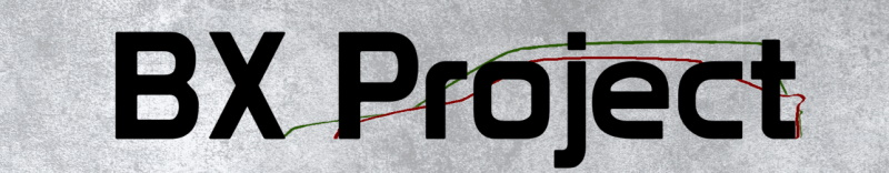 The new BX Project banner from 2020