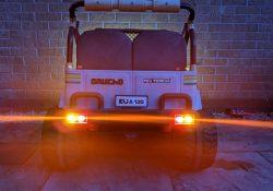 peg perego gaucho LEDs