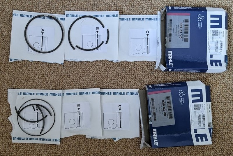 Packaging or ordering fail? Either way, these are not the rings I wanted.