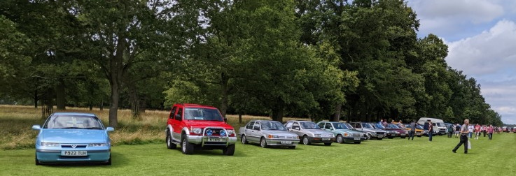Seriously eclectic mix at the Festival of the Unexceptional